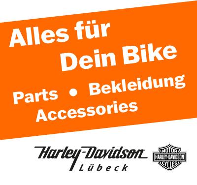 Harley-Davidson Lübeck online Shop