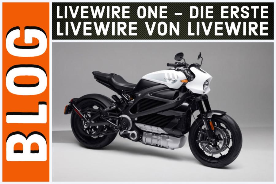LiveWire ONE – Die erste LiveWire von LiveWire