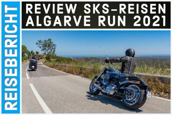 Review SKS Reisen Algarve Run 2021