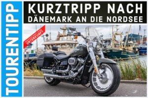 HARLEY-DAVIDSON FAT BOY Dänemark Tour 2021