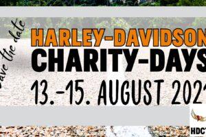 Harley-Davidson Charity Days 2021 in Österreich