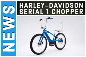 Harley-Davidson Serial 1 Chopper