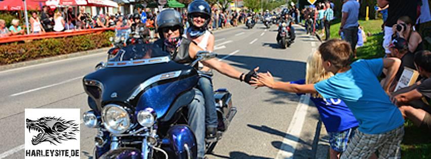 Harley-Davidson Treffen