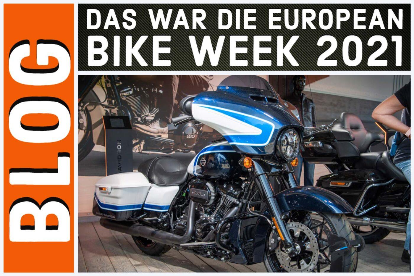 Harleysite Blog - European Bike Week 2021