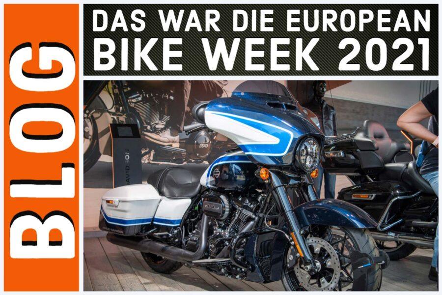 Das war die European Bike Week 2021