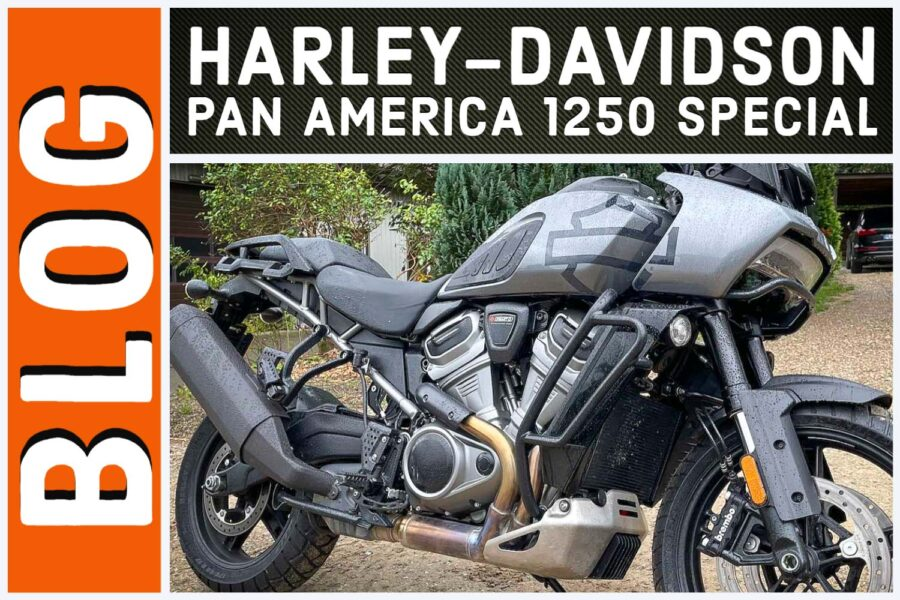 Jetzt beginnt das Abenteuer mit der Harley-Davidson Pan America Special 1250