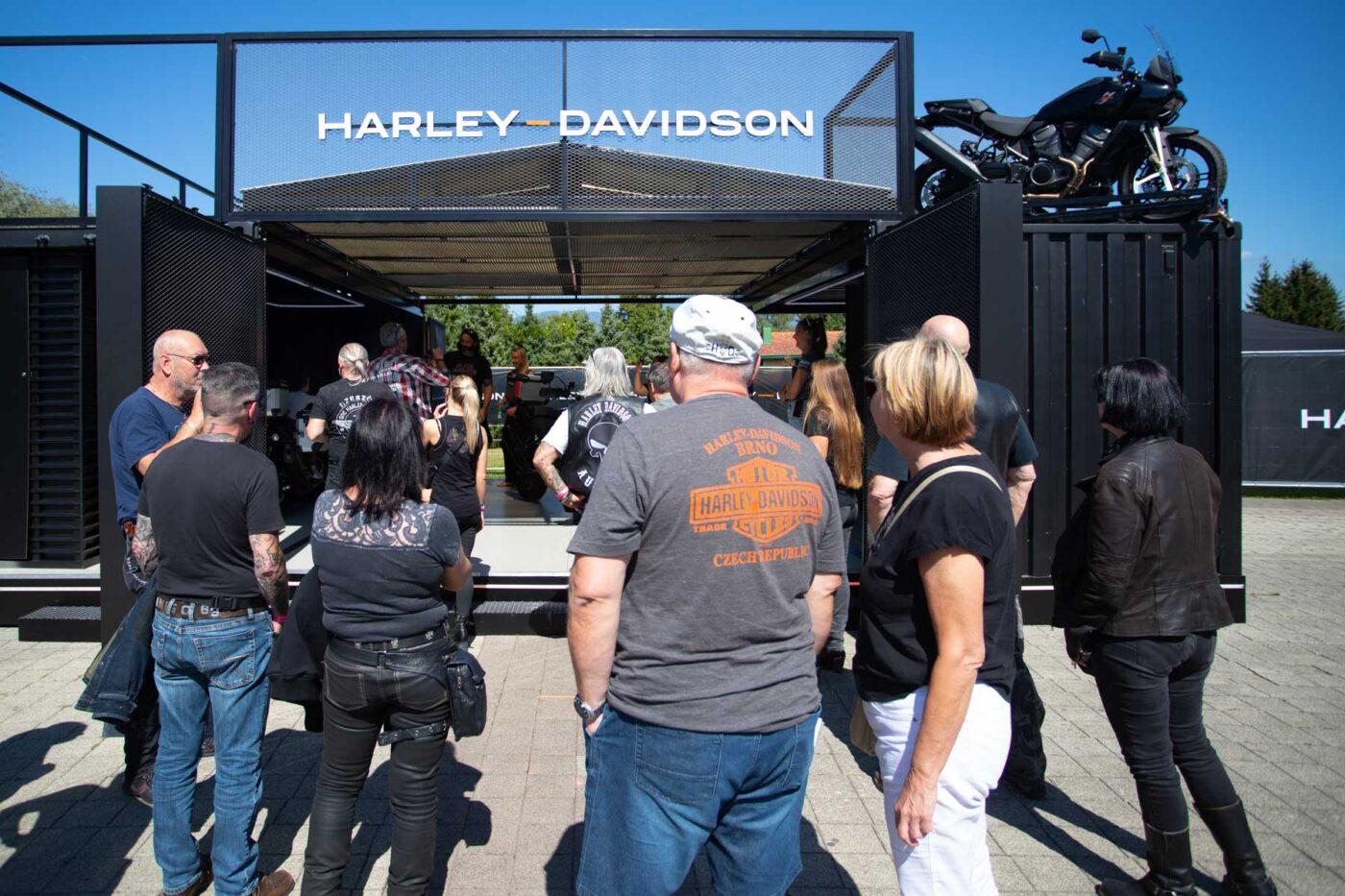 Harley-Davidson Rückkehr zur European Bike Week 2021 1