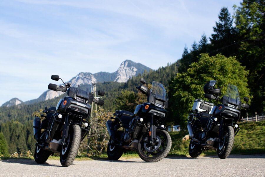 Harley-Davidson Rückkehr zur European Bike Week 2021
