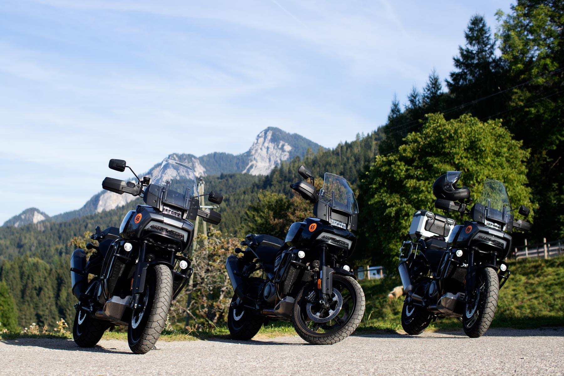 European Bike Week 2021 Harley Davidson