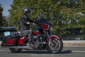 Harley-Davidson On The Road