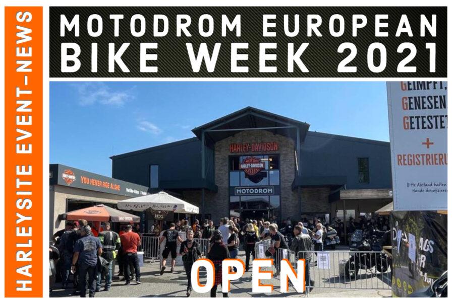 Mächtig schon was los bei Motodrom Harley-Davidson Klagenfurt