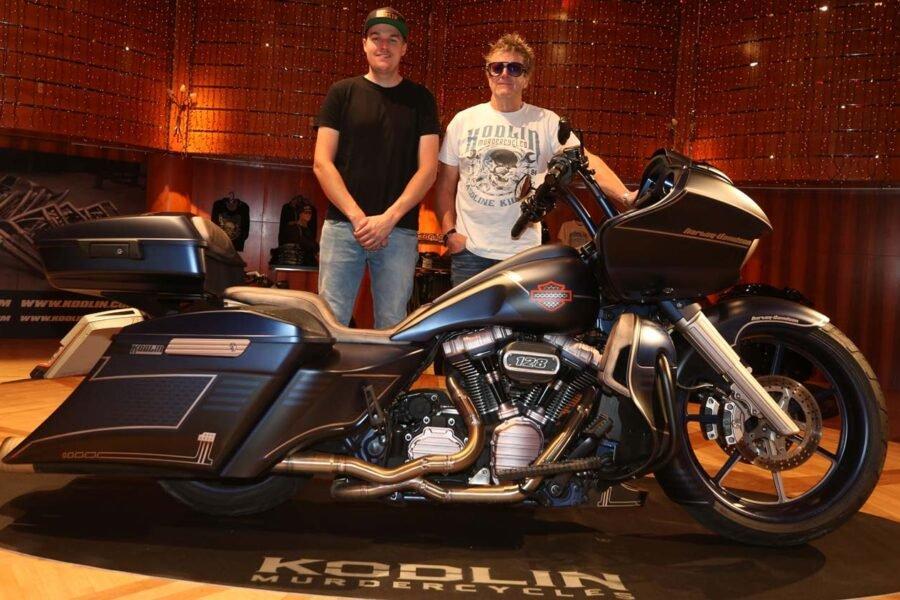 Fred Kodlin aufgenommen in die Sturgis Motorcycle Hall of Fame!