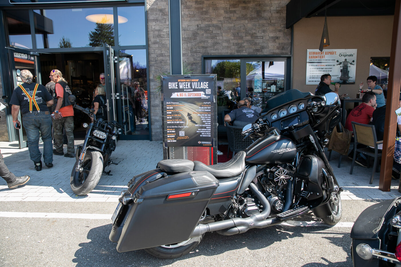 Das Harley-Davidson Auroral II 3-in-1 Leather Jacket vereint Sicherheit und Stil 1