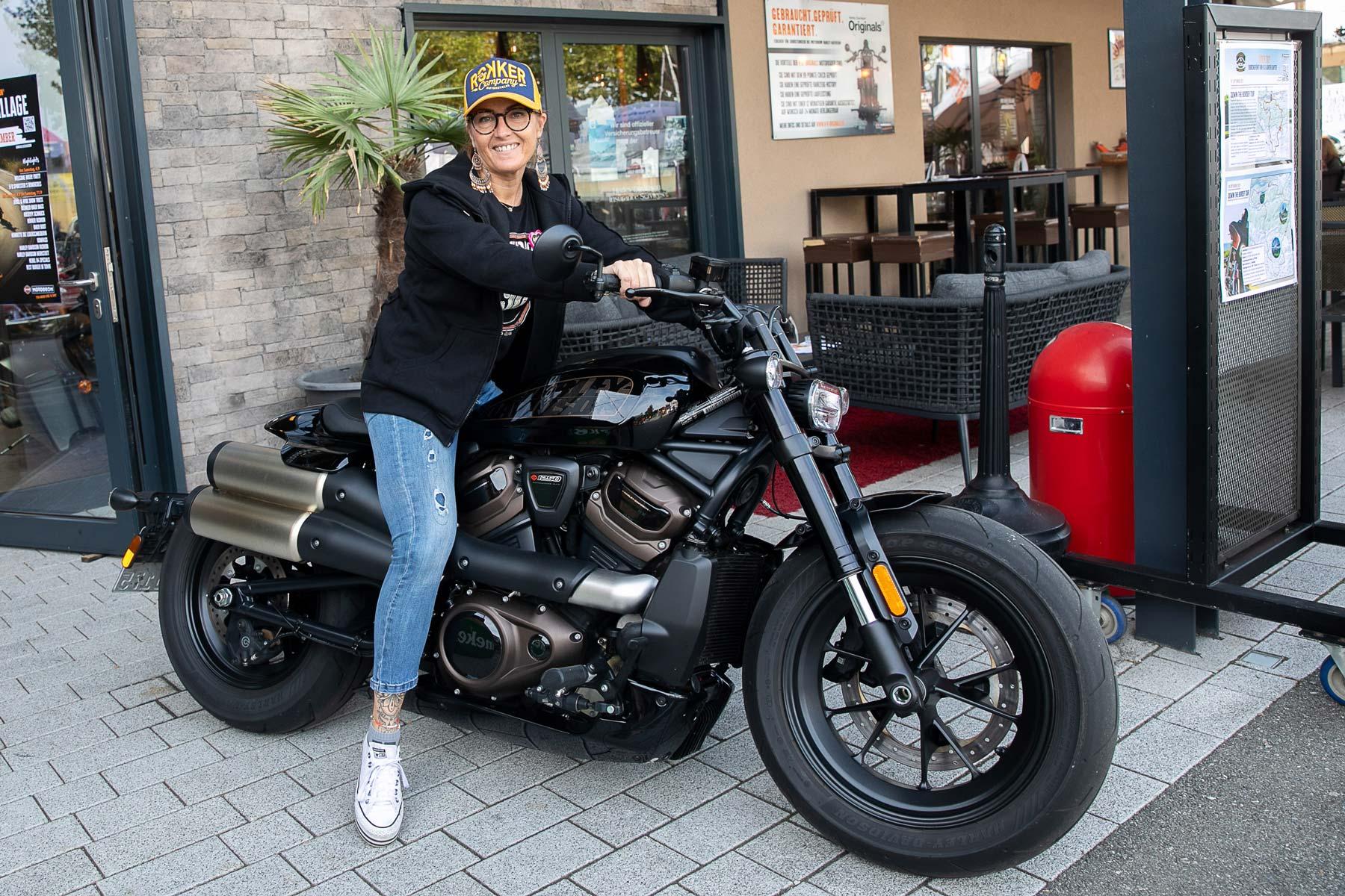 Motodrom Harley-Davidson Klagenfurt am Dienstag 2021