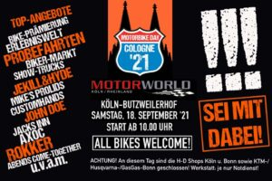 Motorbike Day Cologne