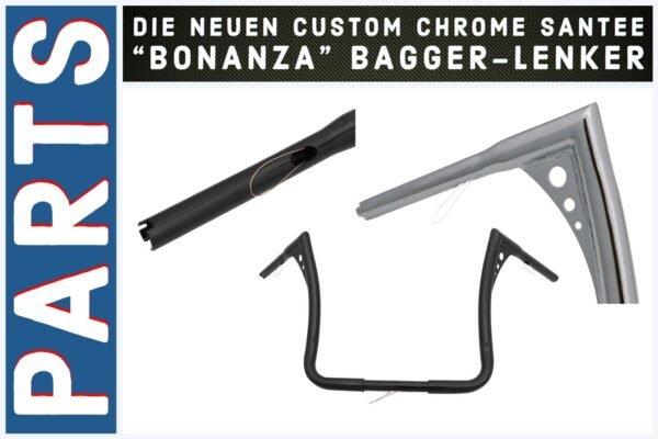 Parts Custom Chrome Europe